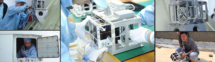 浙江大学微小卫星研究中心